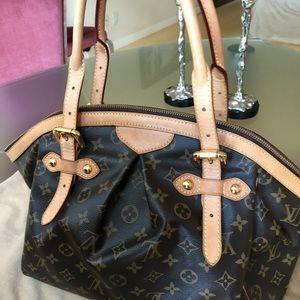 Louis Vuitton TiVoli GM bag almost new condition